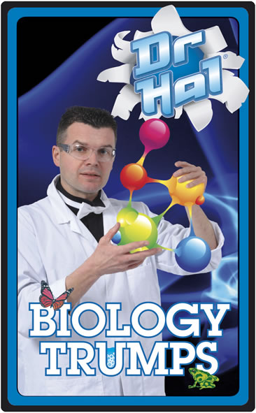 Dr Hal's Biology Trumps - Click Image to Close