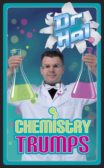 Dr Hal's Chemistry Trumps - Click Image to Close